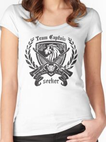 Seeker Crest - Get the Snitch Women's Fitted Scoop T-Shirt