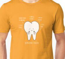 sensitive tooth Unisex T-Shirt