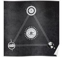 Cosmic Trinity Poster
