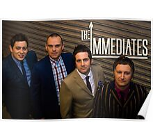 The Immediates full smart band  Poster