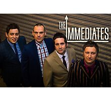 The Immediates full smart band  Photographic Print
