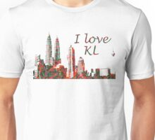 I Love KL Unisex T-Shirt