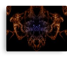 Symmetry abstraction. Canvas Print