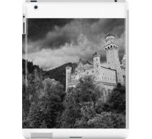 Neuschwanstein Castle - Bayerische Schlösserverwaltung iPad Case/Skin