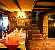 THE LION PUB ON THE MOORS by leonie7