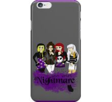 Nightmares and Magic iPhone Case/Skin