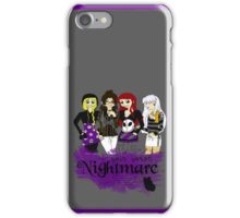 Nightmares and Magic iPhone Case/Skin