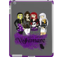 Nightmares and Magic iPad Case/Skin