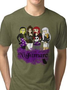 Nightmares and Magic Tri-blend T-Shirt