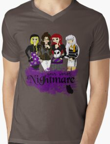 Nightmares and Magic Mens V-Neck T-Shirt