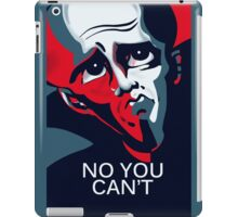 Megamind No You Can't iPad Case/Skin