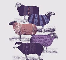 Cool Sweaters by Jacques Maes