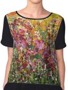 Flora & May Signature Piece Chiffon Top