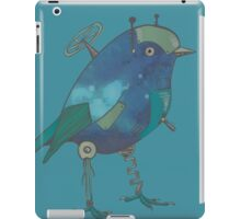 Mystic Robotic Bird iPad Case/Skin