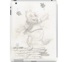 Winnie the Pooh - leaves iPad Case/Skin