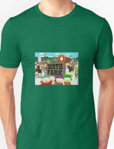 South Park Characters Unisex T-Shirt