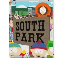 South Park Characters iPad Case/Skin