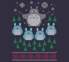 A Christmas Flight Pullover