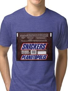 Snickers Tri-blend T-Shirt