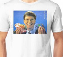 Bill Gates - Man Can Do Two Things At Once Unisex T-Shirt