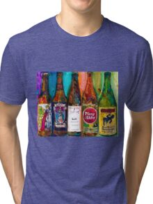 Zombie Dust, Dead Man Ale, Lunch, PlinytheEdler, Centillion Combo Fancy Beer Man Cave Tri-blend T-Shirt