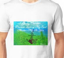 Photo and Haiku About The God of Creation Unisex T-Shirt