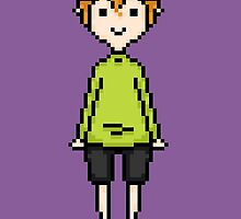 Kevin Pixel Sprite by supalurve