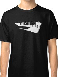 Film Crew. Location Manager II. Classic T-Shirt
