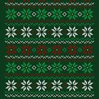 Poinsettia Christmas Sweater by machmigo