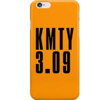 KMTY - Black iPhone Case/Skin