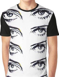 Bette Davis Eyes  Graphic T-Shirt