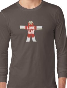 True Detective Lone Star Long Sleeve T-Shirt