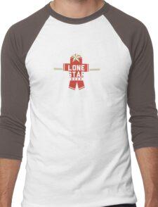True Detective Lone Star Men's Baseball ¾ T-Shirt