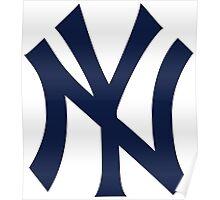 America's Game - New York Yankees Poster