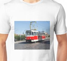 rams in Prague Unisex T-Shirt