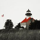 East Point Lighthouse by Sharon Woerner