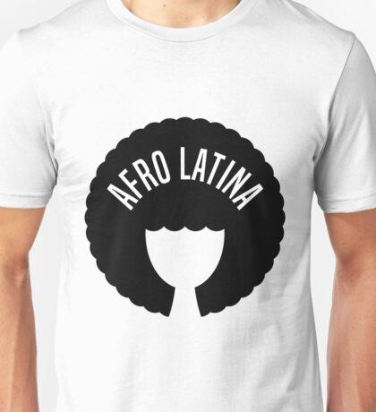 Afro Latina Unisex T-Shirt