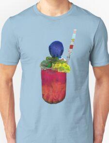 Introducing Dr. Cayenne's Newest Flavor: Fire Fruit!  Unisex T-Shirt