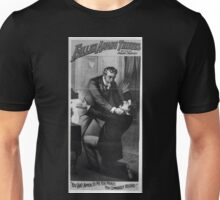 Performing Arts Posters Fallen among thieves written by Frank Harvey 2288 Unisex T-Shirt