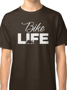 Motorcycle Rider Life Classic T-Shirt