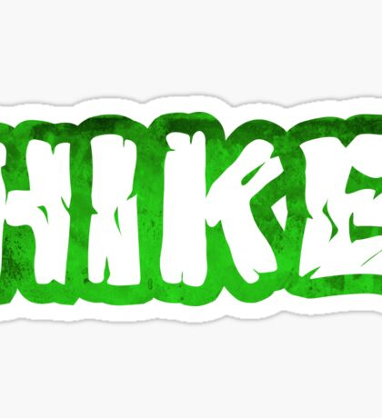 Hike 2 Sticker