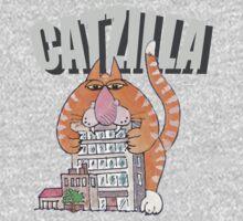 Catzilla One Piece - Short Sleeve