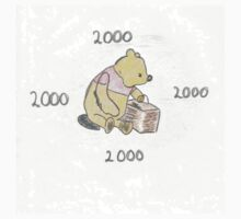 Pooh bear 2000 Kids Clothes