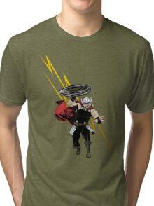Thor God Of Thunder Tri-blend T-Shirt