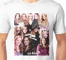 Rebecca Mader Collage Unisex T-Shirt