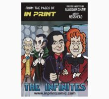 THE INFINITES by InPrintComic