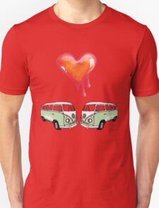 camper love T-Shirt