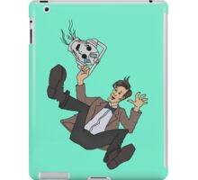 Fall of the Eleventh #3 iPad Case/Skin