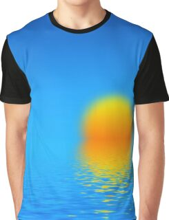 Sunset. Graphic T-Shirt