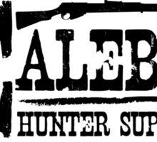 Caleb's Hunter Supply Sticker